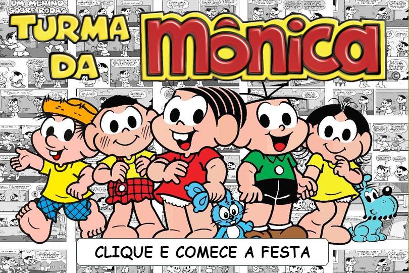 BannerTurma da monica