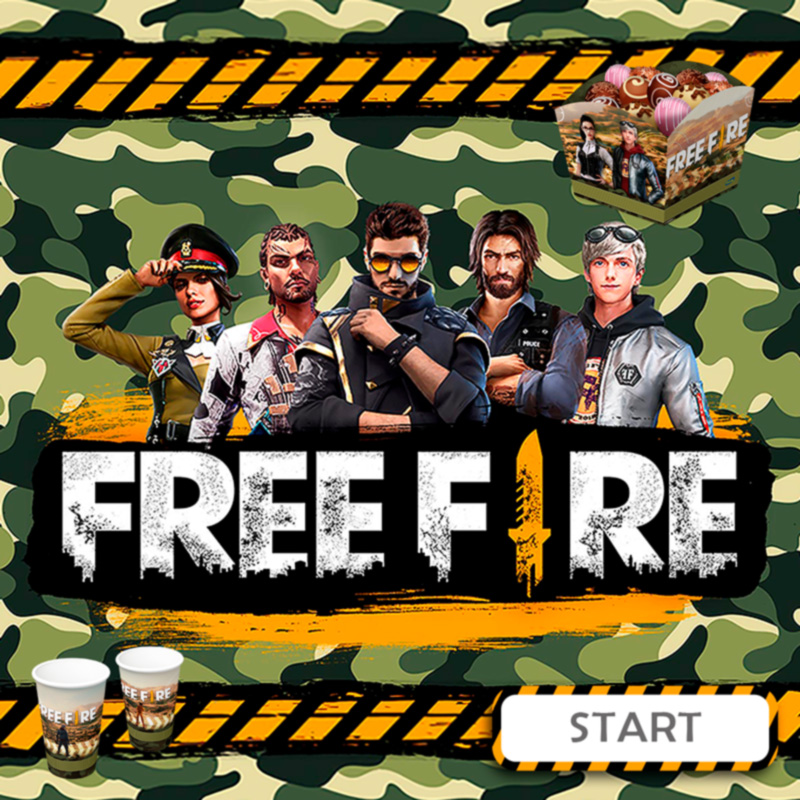 BannerMob Free Fire