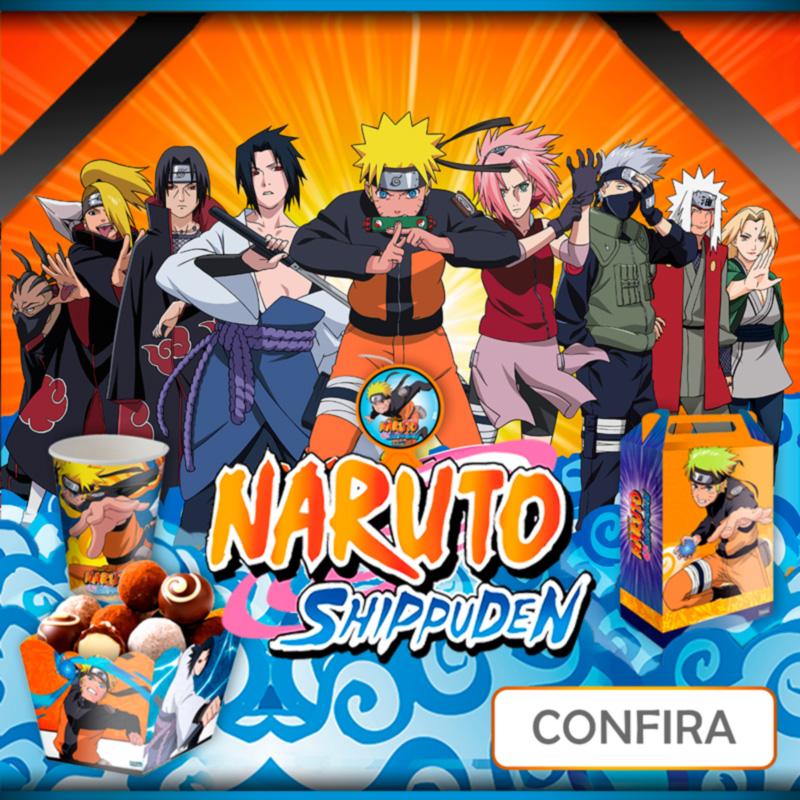 BannerMob Naruto