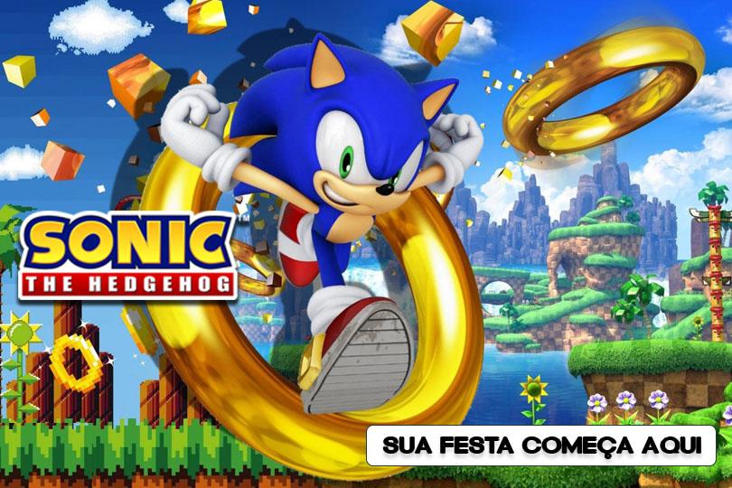 Banner Sonic