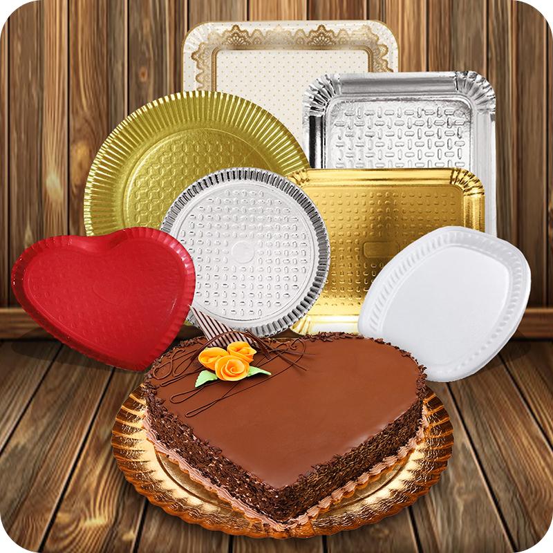 Bandejas e Cake Boards