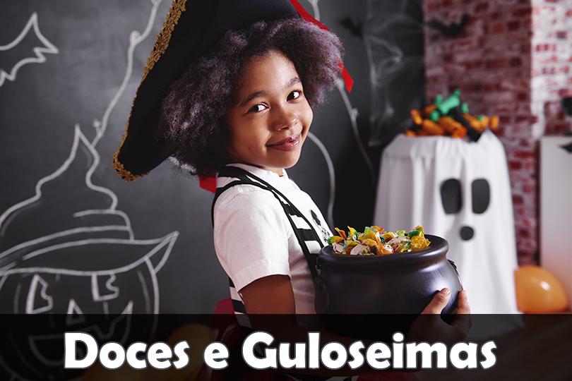 Banner Doces ou Guloseimas Hallo